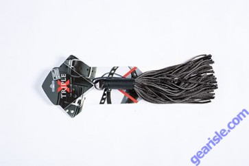 Leather Whip Triple X 12005