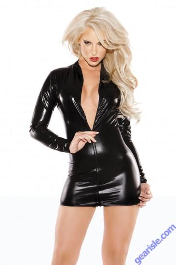Sexy Siren Dress 17-1302K Kitten Allure Lingerie