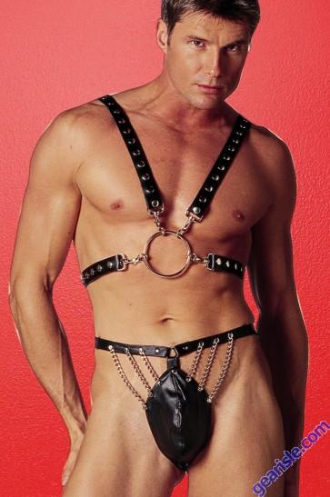 Leather Half Harness 29-102
