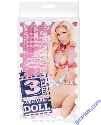 Vivid Blow Up Doll-Janine
