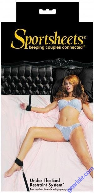 Under The Bed Restraint System Sportsheets