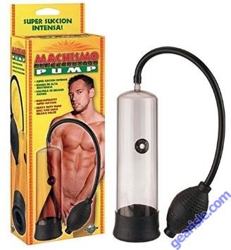 Pipedream Machismo Pump