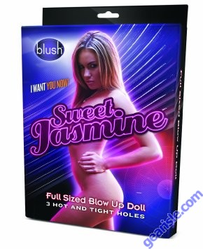 Sweet Jasmine Full Sized Blow Up Doll