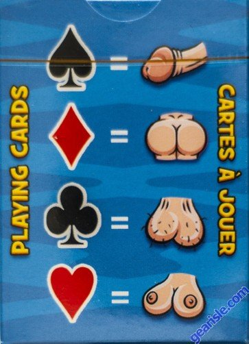 Playing Cards Ozze Party Game