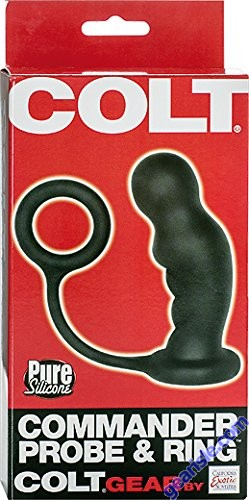 Colt Commander Probe and Ring Black