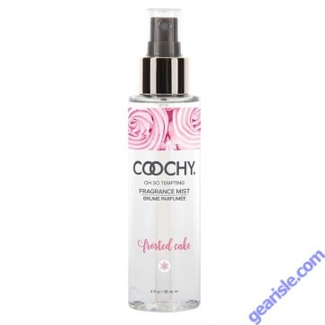 Pretty Parts Intimate Mist With Pheromones Deodorant by Coochy