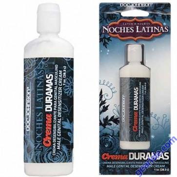 Noches Latinas Crema Duramas Desensitizer Cream 1 oz