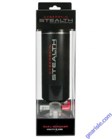 CyberSkin Stealth Double Stroker