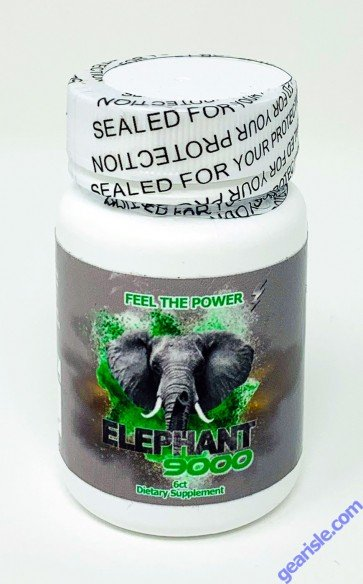 Elephant Sex Pills