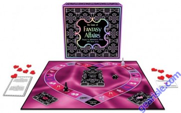 The Game Of Fantasy Affairs With Your Lover