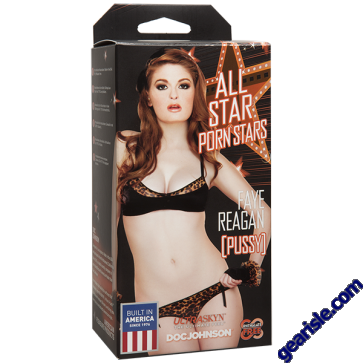 Faye Reagan Pussy UltraSkyn Pocket All Star Porn Stars