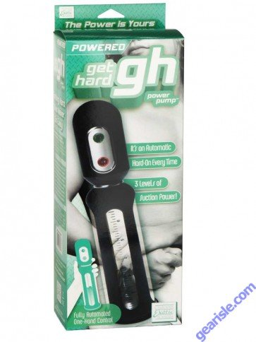 Get Hard Power Fully Automatic  Pump for Male Enhancement
