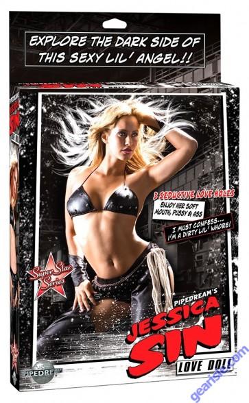 Jessica Sin Love Doll Super Star Series