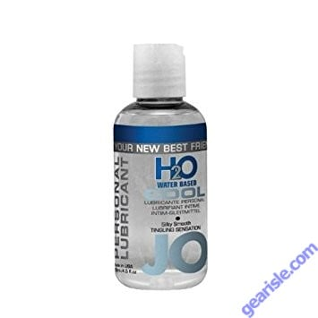 JO H2O Water Based Cool Anal Personal  Lubricant 2.5 fl.oz