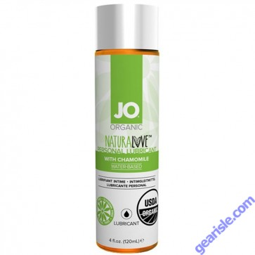 System Jo Organic Natural Love Personal Lubricant With Chamomile 2 Oz