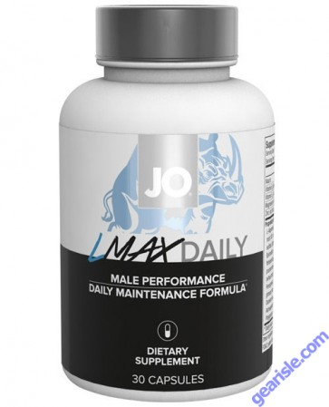 JO LMAX Daily Male Performance Daily Maintenance Formula 30 Tablet