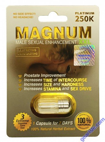 Imperial Plus 2000mg Male Sexual Performance Enhancement Pill