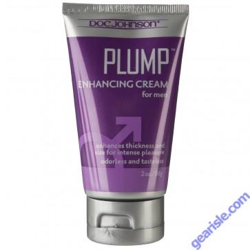 Plump Enhancing Cream for Men 2oz Doc Johnson