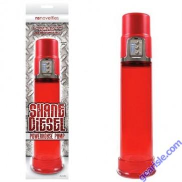 Shane Diesel  Powerhouse Pump