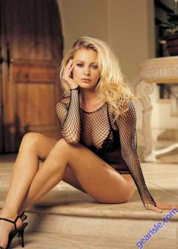Shirley 90053 Sexy Long Sleeve Fishnet Top Black One Size Fits All