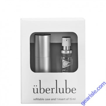 Good to Go Lubricant Silver Uberlube (15 ml )