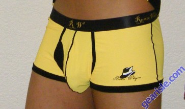 Dry Fit Boxers with Scrotal Support Romeo Whispers