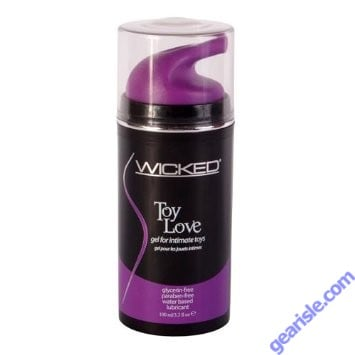 Wicked Toy Love Gel for Intimate Toys