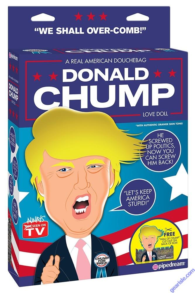 Donald Chump Love Doll