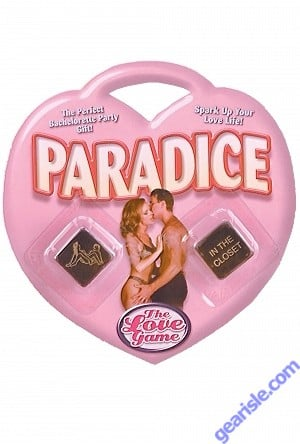 Paradice The Original Love Game  Adult Foreplay