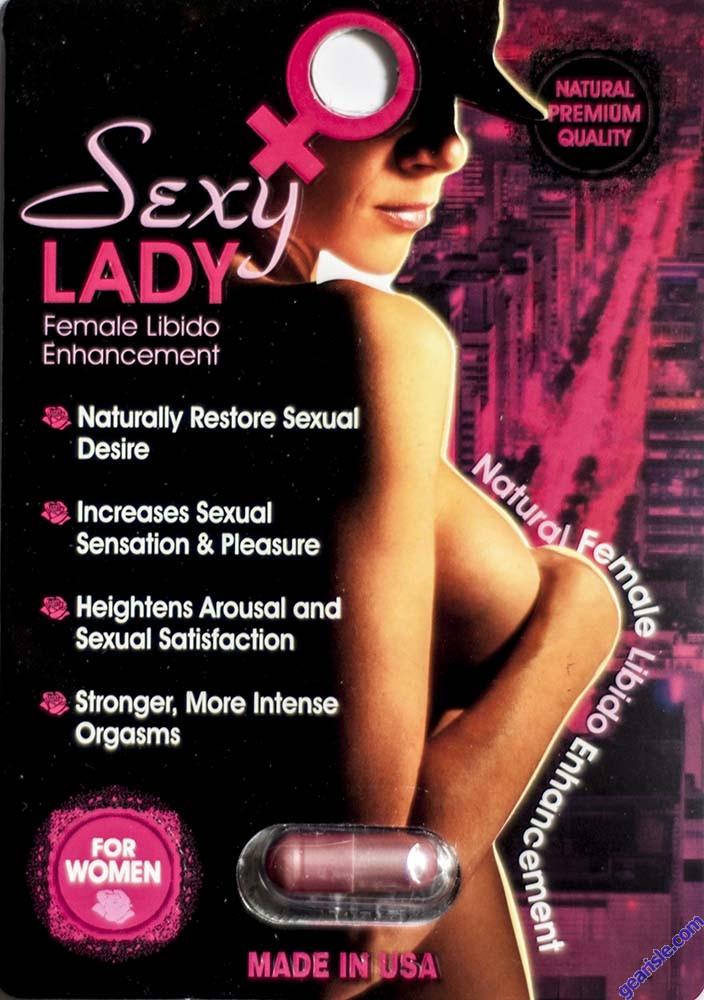 Instant Sex Pills For Women
