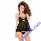 Flirty Kitten Babydoll Kitten-Boxed 17-6902K
