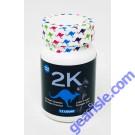 2K Male Enhancer Pill Package of 2 Green Kangaroo