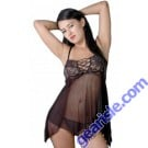 Baby Doll With Stretch 5174 Black