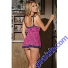 Color Me Pretty Revesible Babydoll 5249 Lingerie