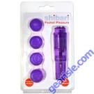 Shibari Surge Pocket Pleasure in Purple
