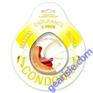 Endurance 3 Pack of Flavored Lubricated Condoms in Banana