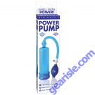 Beginner's Blue Penis Power Pump Pipedream