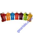 Body Heat Blue Raspberry Flavored Edible Warming Massage Oil 8oz