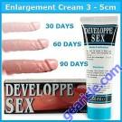 Male Lubricant Sex oil penis enlargement thickening Cream