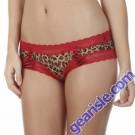 Jezebel Felina Dolled Up Hot Panther Boyleg Panty 70741