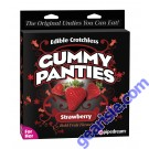 Edible Crotchless Gummy Panties By Pipedream