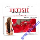 Original Furry Cuffs Red Fetish Fantasy Series By Pipedream