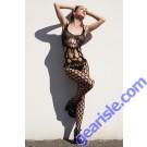 Lady's Keller Legs Fishnet Body Stocking 818JT082 Yelete Group Lingerie