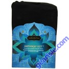 Getaway Kit Travel Size Romantic Treats For Lovers Gel Kamasutra