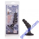Silicone Graduated Prostate Probe Black Cal Exotic Novelties