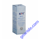 K-Y Jelly Personal Water Based Lubricant 2 Ounce