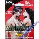 Libirize 2000mg Male Sexual Enhancer One Capsule for 3 Days