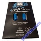 Jo LMAX Now Male Optimal Performance Daily Formula 2 CT