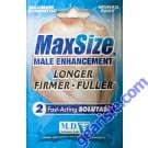 MaxSize Male Enhancement Maximum Strength 2 Caplets