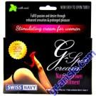 Swiss Navy G-Spot Stimulating Cream for Women with mint 4 Tubes 10ml  Packs